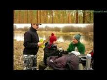 Embedded thumbnail for Świętokrzyskie liczenie ptaków: Korytnica - Brzegi, 11 stycznia 2014