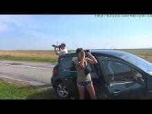 Embedded thumbnail for Obserwacje ptaków 10 sierpnia 2014 - okolice Wodzisławia (Świętokrzyskie)